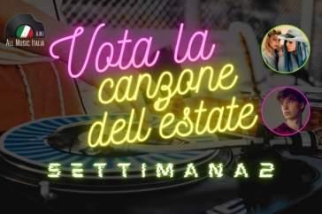 Torneo canzone dell'estate 2021 la classifica della settimana 2: ancora in vetta Emma & Loredana Bertè. Neno primo nella New Generation