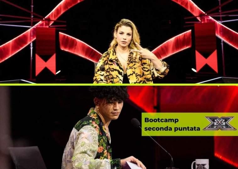 X Factor 2021 Bootcamp: le decisioni di Hell Raton ed Emma tra Macarena e colpi di scena