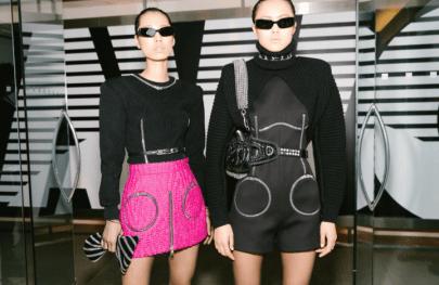 Alexander wang fashion week
