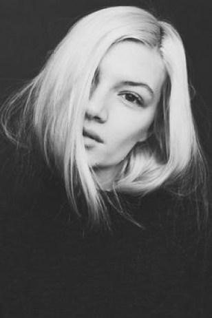 bleach blonde