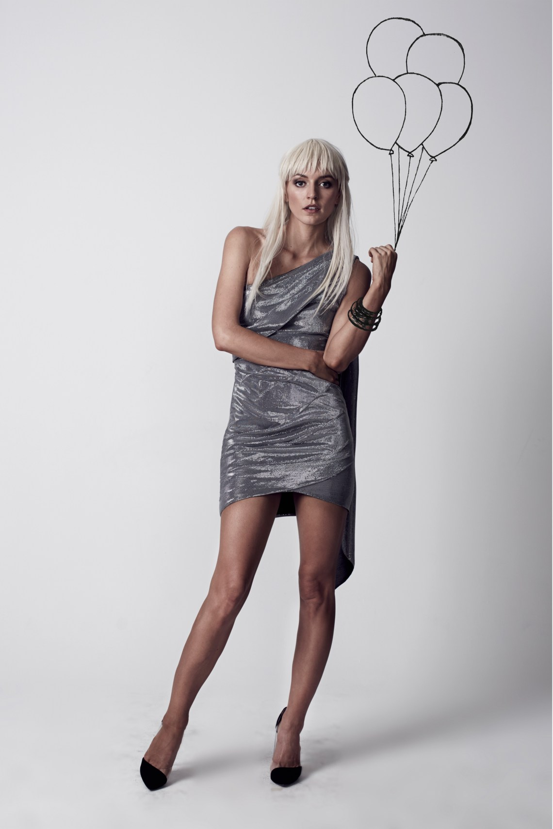Luci-Taff-Silver-Dress-Wicked-Game-Ballons