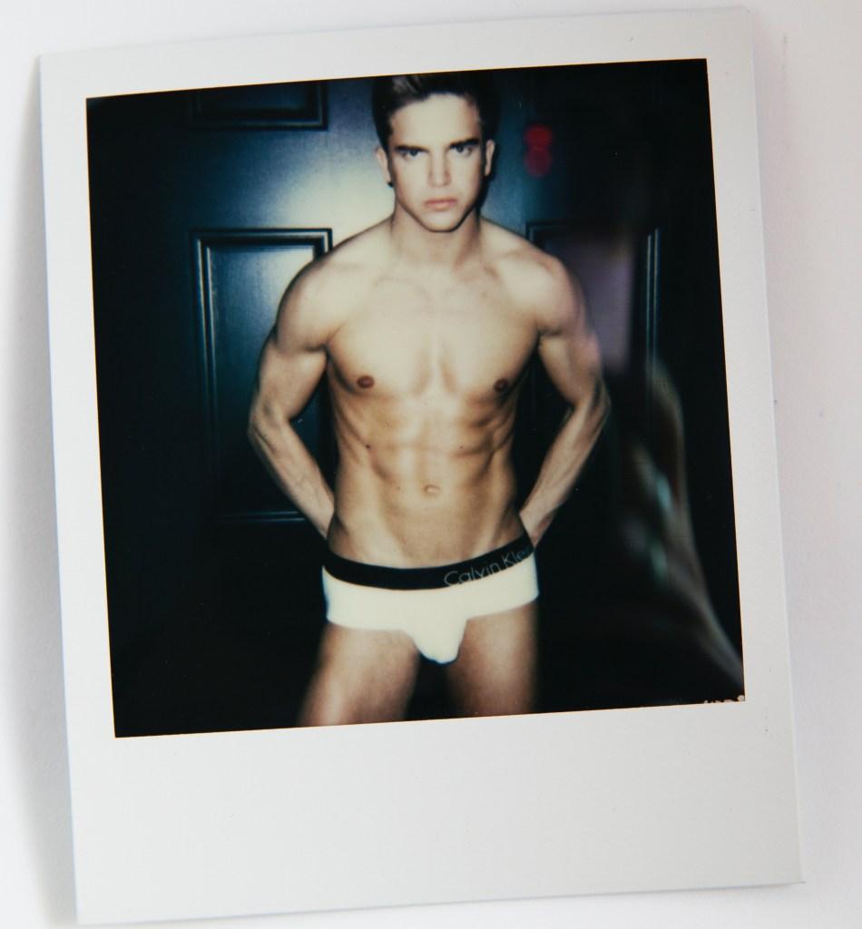 River.Polaroid.Naked
