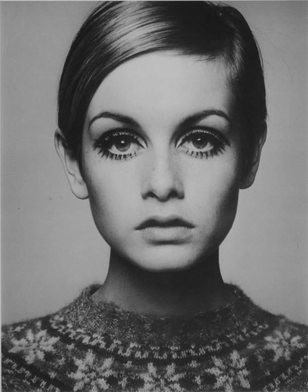 Twiggy in 1966