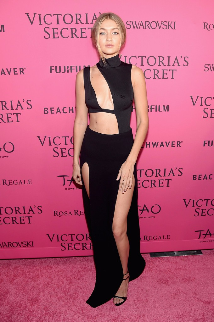 Gigi Hadid - Victoria's Secret Fashion Show After-Party in NYC 1
