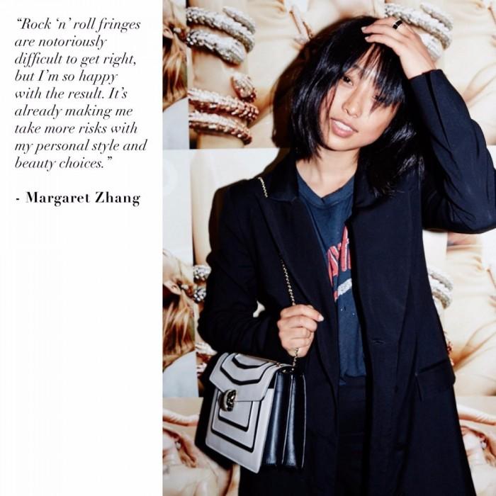 Margaret Zhang Fringe comment
