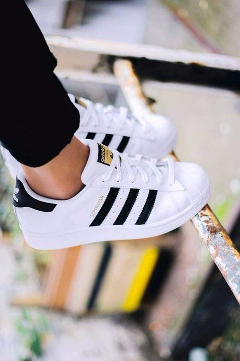 adidas, chanel, nike sneakers