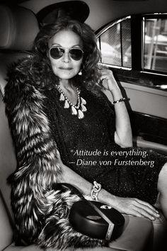 Diane von Furstenberg, dvf