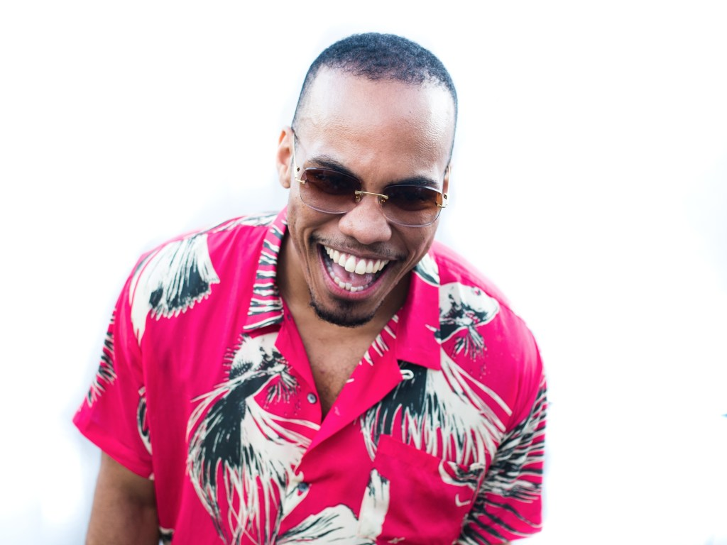Lincoln Motor Company presents Anderson .Paak : in the Surf Lodge Concert Series