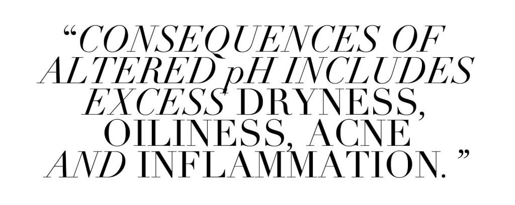 ph skincare
