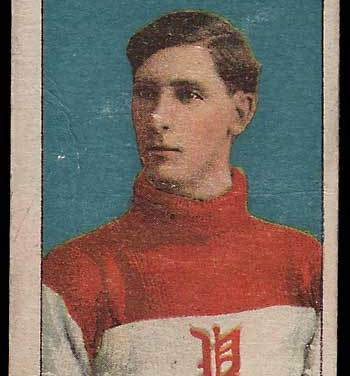 Lester Patrick 1910/1911 C56 #26 Rookie Hockey Card
