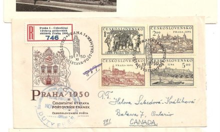 Czechoslovakia 1942/1950 Covers & FDCs incl Batawa, On, V-J Day