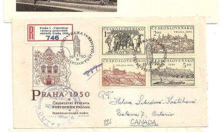 Czechoslovakia 1942/1950 Covers & FDCs incl Batawa, On, V-J Day