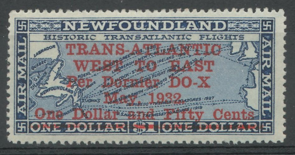 #C12 F/VF Never Hinged 1932 $1.50 on $1