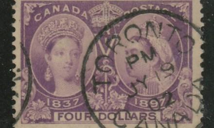 Canada #64 F/VF 10 Jl 1902 Toronto CDS Used