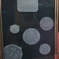 HBC 1946 Arctic token set 500