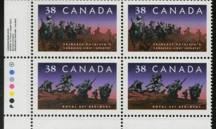 1989 38c Princess Patricia's Canadian Light Infantry issue