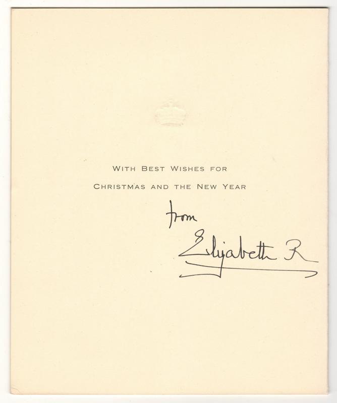 Elizabeth R signature