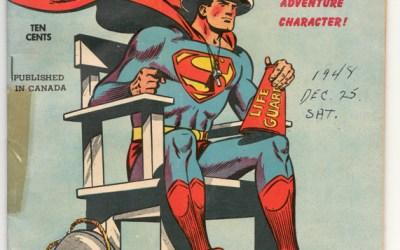 Superman No. 54 1948 Comic