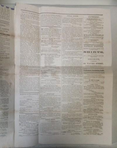 Daily Victoria Gazette page 3