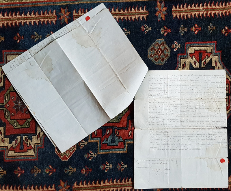 Third page of lease