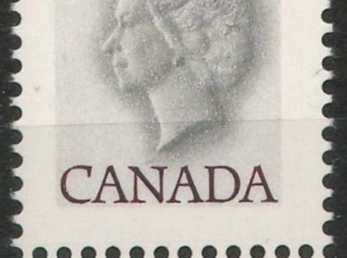 Canada #716c 1978 14c White Queen Variety