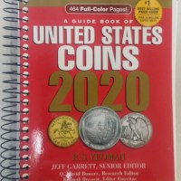 2020 United States Coins Catalogue