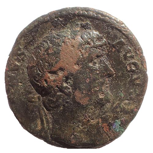 Obverse Hadrian