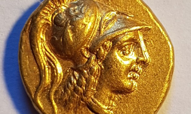 Alexander the Great 336-323 BC, Gold Stater, Susa Mint