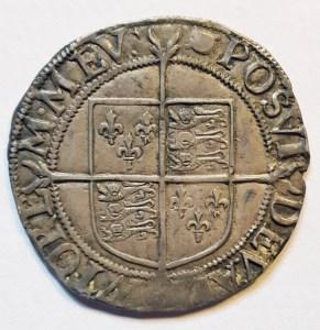 Reverse Tudor Shield