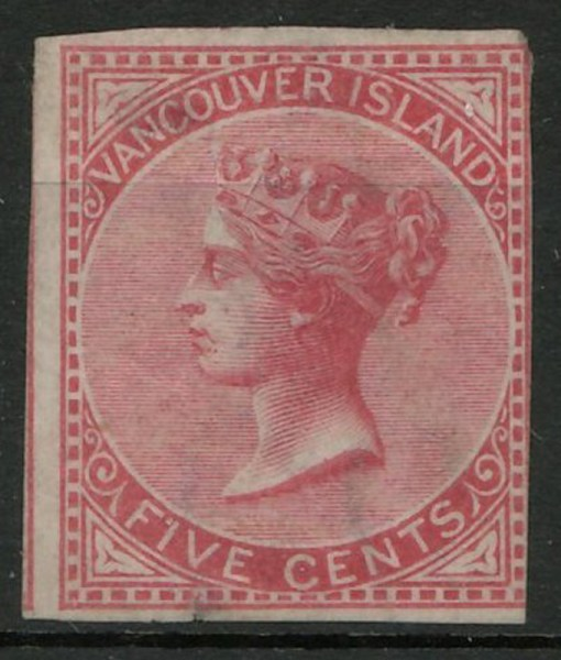 stamp, imperforate