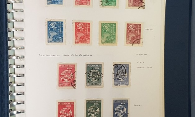 P.R. China 1949/1952 Unu & Used on pages US$960 (150 diff)