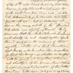 Marcus Smith 6 Apr 1868 London Letter w/ Canadian content