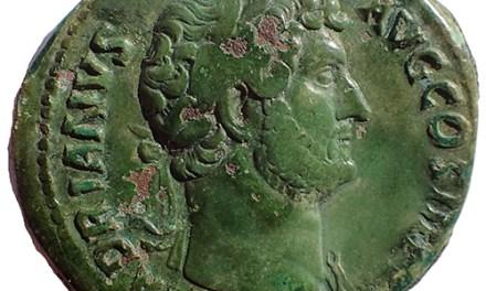 Hadrian 117-238 AD Ae Sestertius w/ Diana