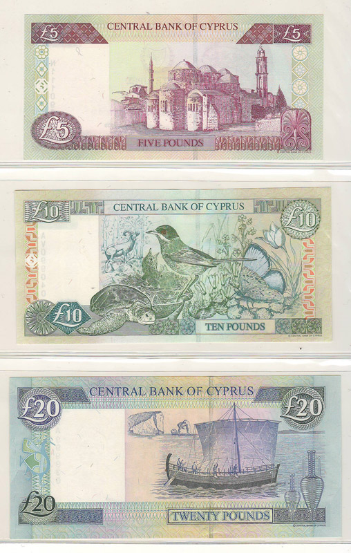 Cyprus notes