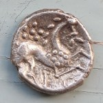 Celtic Britain 45-50 AD Iceni Silver Unit