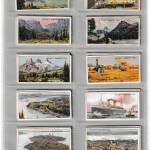 Wills' 1914 Overseas Dominions Canada cigarette card Set (50)