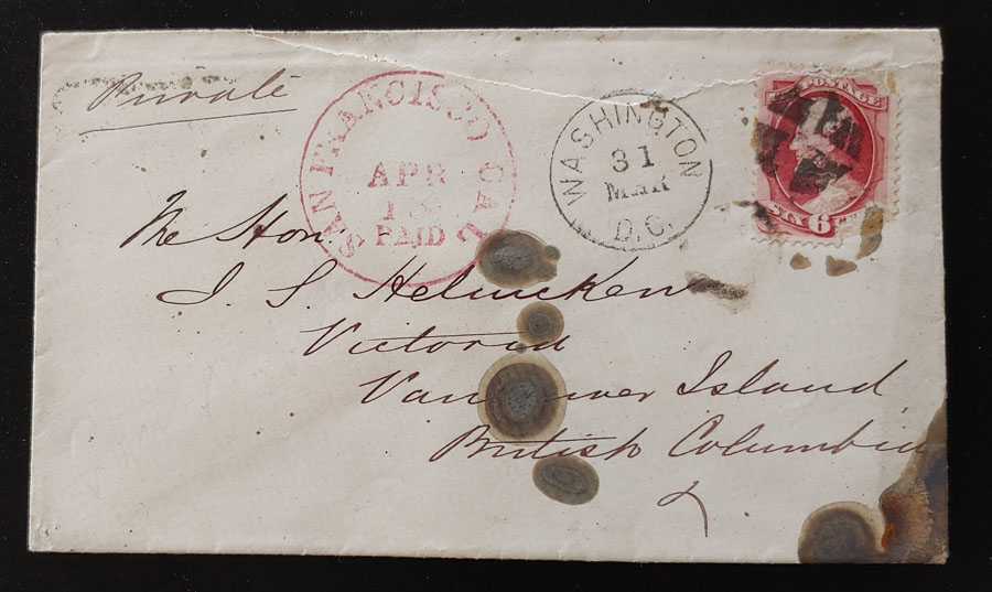 Canadian Stamp News report on our Milestone 1300th Auction