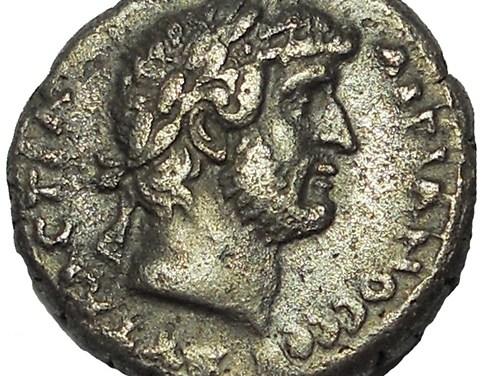 Hadrian 117-138 AD 25mm 13gm Alexandria, Egypt Billon Tetradrachm