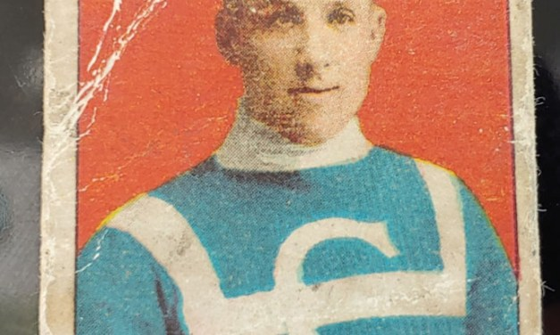 Jos Cattarinigh 1910/11 C-56 blank back #13 Rookie Card, faults