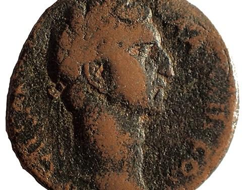 Nerva 96-98 AD 15.6gm Seleucis & Pieria, Antioch AE27 struck in 97 AD