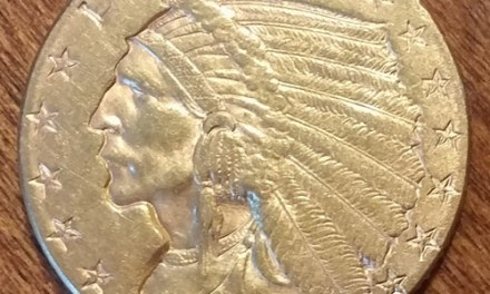 U.S.A. XF 1913 $2.50 Indian Head Gold  .1209 oz AGW