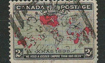 Canada #86 25 Dec 1898 First Day Halifax Square Circle Cancel