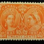 Canada #59 1897 20c Jubilee