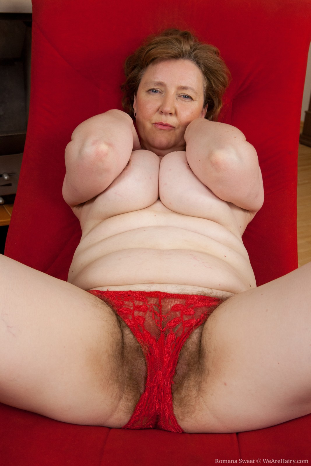 Mature Panties Hairy Gif