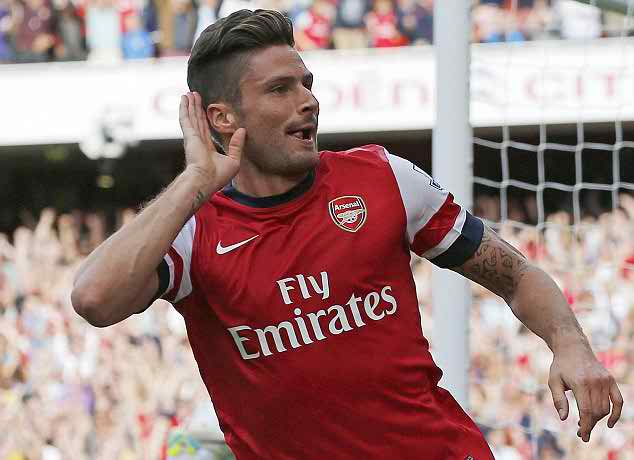 Olivier Giroud Haircut 2018 Hairstyle Pictures New