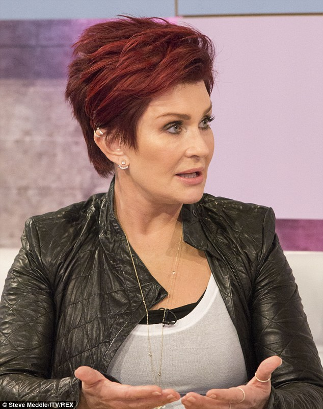 Sharon Osbourne Hairstyles 2018 Photos New Haircut For