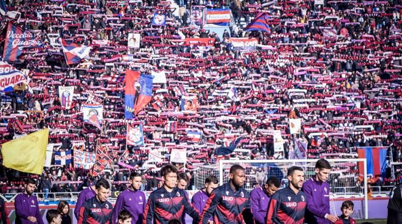2020 – Bologna FC vs Fiorentina la fotogallery di Fabio Pozzati