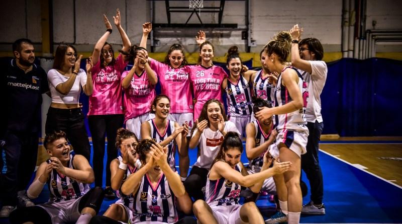 Serie B Donne – Basket progresso Matteiplast Bologna vs BSL San Lazzaro la Fotogallery di Fabio Pozzati