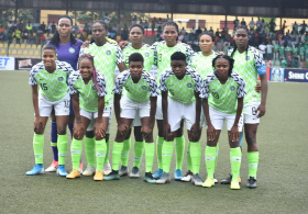 Nigeria 1 Ivory Coast 1 : Drama In Lagos As Super Falcons Miss Out On Tokyo 2020