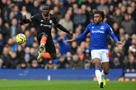 Super Eagles Playmaker Iwobi Names The Best Dribbler At Everton